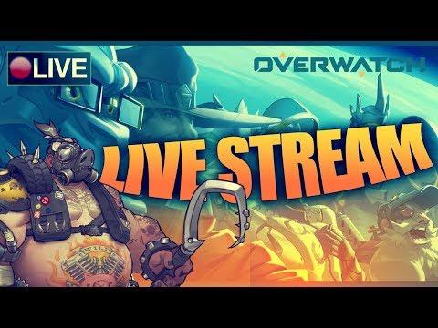 (PS4) Overwatch: Some Sombra (Live Stream)