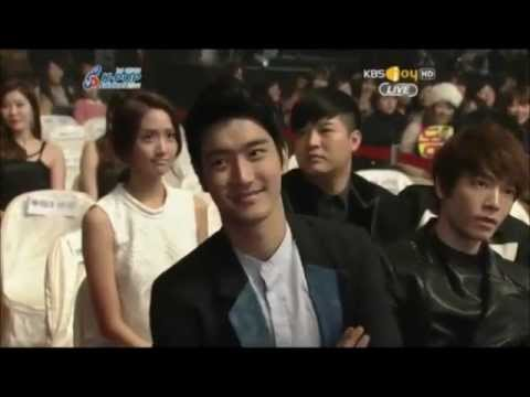 YoonHae moment: DongHae jealous of Siwon-Yoona