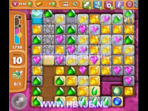 Diamond Digger Saga level 190