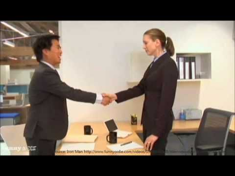 Career Tip: The professional handshake - Mark Swartz 4 Monster.ca