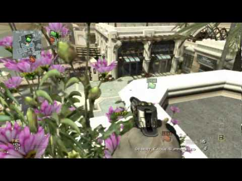 ''New'' On top of OASIS MW3 Glitch + Wall Breach