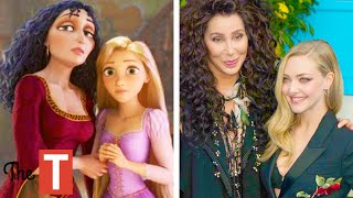 10 Times Celebrities ACCIDENTALLY Twinned With Disney Princesses