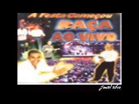 Grupo Raça Completo ao vivo  - a festa começou {1999}  - Jamiel Silva