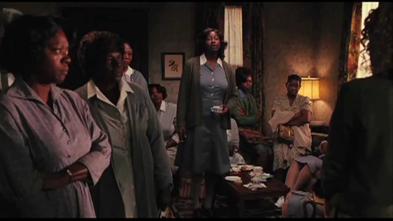 the help movie critique A best-selling novel-turned-movie about the deeply compelling lives of black maids in the early days of the civil rights movement makes us think about what it was like then and about the.