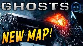 """Call Of Duty: Ghosts NEWS! """"FREE FALL"""" Multiplayer Map"""