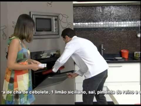 Chef Neilson Santos no Mulher.com parte 1