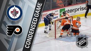03/10/18 Condensed Game: Jets @ Flyers