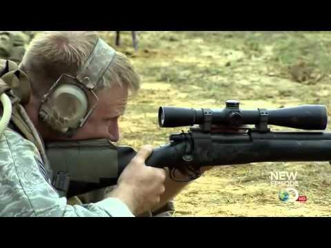 US Army Sniper School - Surviving The Cut