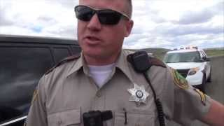Illegal Traffic Stop After Big Loop Rodeo