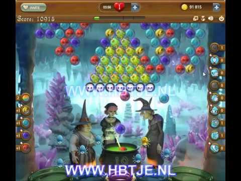 Bubble Witch Saga level 94