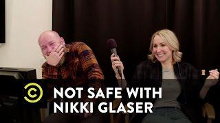 Kyle Kinane and Nikki Glaser Improvise Lines for Actors Filming Porm