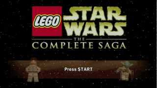 Lego Star Wars The Complete Saga Mini-Kits & Red Brick