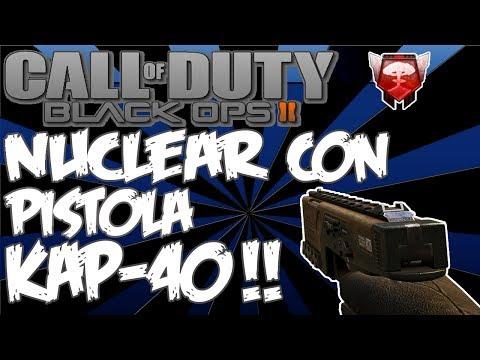 nuclear a pistola! (KAP-40) #CALLOFMUSIC2