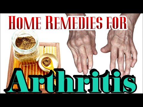 Reverse ARTHRITIS Naturally | 5 Ayurvedic Home Remedies