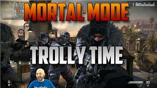 Ghosts Onslaught DLC: Mortal Mode - Trolly Time!