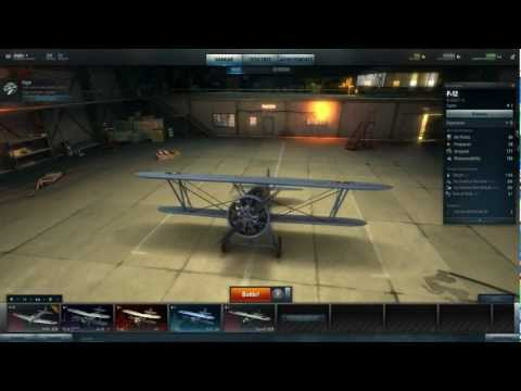 World of Warplanes with The Mighty Jingles