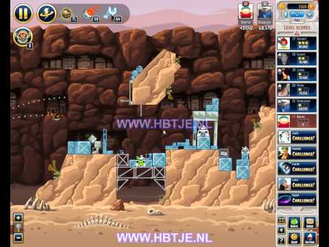 Angry Birds Star Wars Tournament Level 5 Week 60 (tournament 5) facebook
