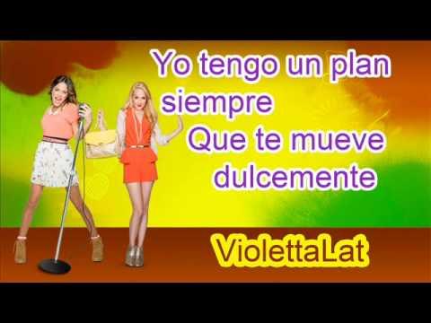 Violetta 2 - Si es por amor (Letra)
