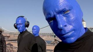 Blue Man Group: Brooklyn Bridge Bateria