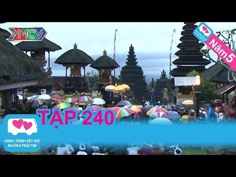 Những trải nghiệm đầu tiên tại Jakarta | LOVEBUS | Năm 5 | Tập 240 | 020713
