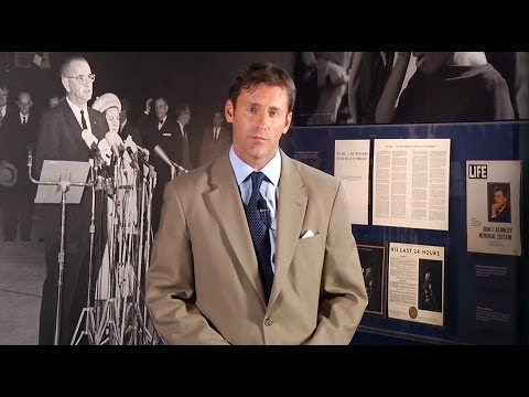 The JFK Assassination: an exhibit at the LBJ Presidential Library