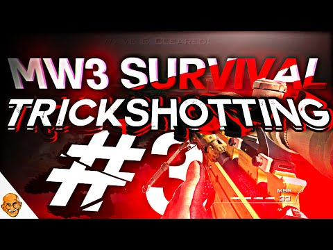 MW3 Survival Trickshotting Ep. 3 (Bills, Nukes, & Phil Collins!)