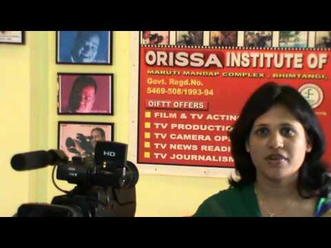 YOU TUBE - OIFTT-  STUDENT  SONALI  SAYS .......