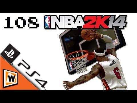 Let's Play NBA 2K14 - PS4 [HD] #108 Oklahoma City Thunder