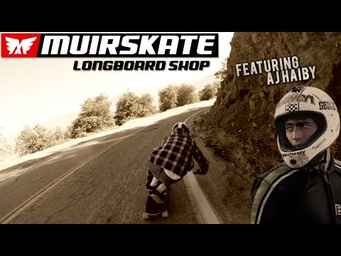 MuirSkate Team Rider Edit | Scott Lembach - Featuring AJ Haiby