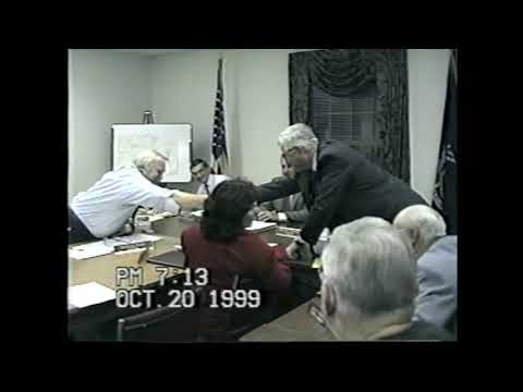 Champlain Fire District Hearing 10-20-99