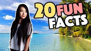 20 Fun Facts: ASHLEY!