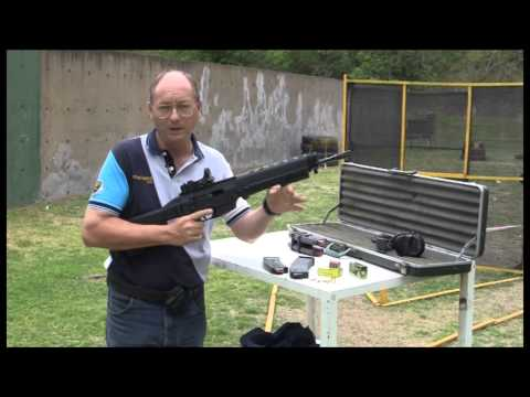 Notas TV Tiro Practico 2013 5 - Mini Rifle - Marcos Kruszewski