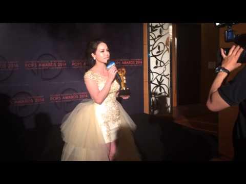 Nhật Kim Anh cám ơn khán giả sau POPs Awards