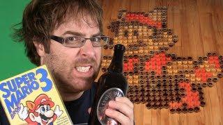 Pixel Art: Super Mario Beers - GuizDP