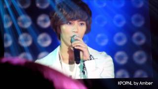 [HD] [120208] MusicBank Paris - Junsu, Hyunseung, Taemin & Kevin - More Than Words view on youtube.com tube online.