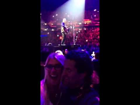Justin Timberlake live Köln - Take Back The Night V I P