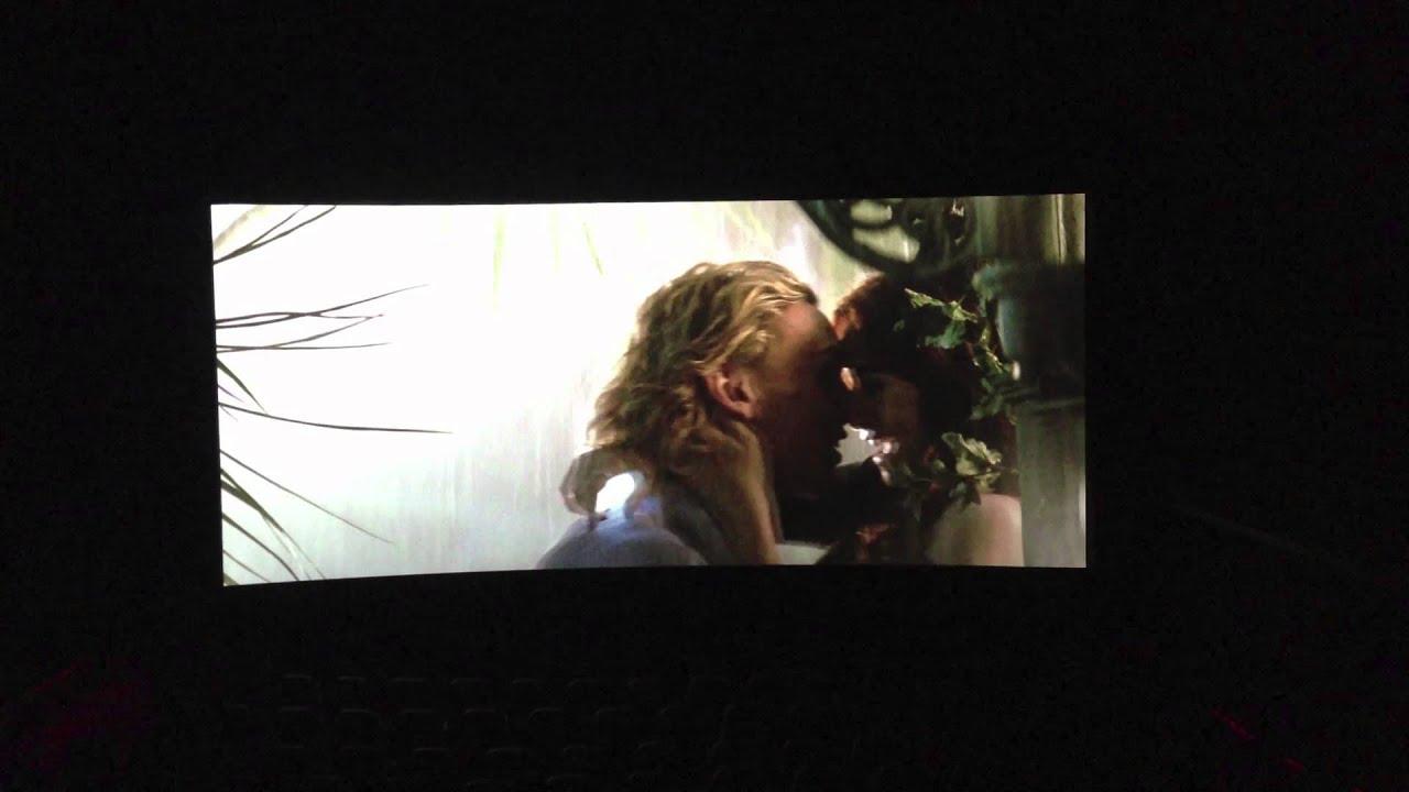 the mortal instruments city of bones kiss scene youtube