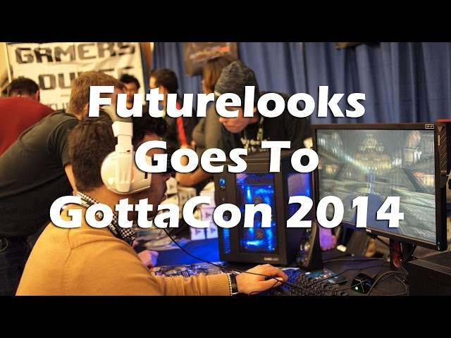 [HD] GottaCon 2014 Gaming Convention Coverage