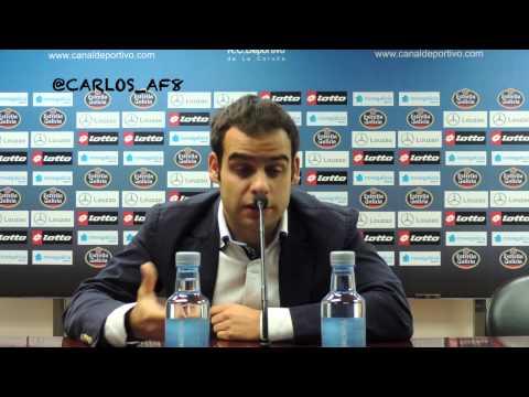 Rueda de prensa del Pep (Comedia) @carlos_af8