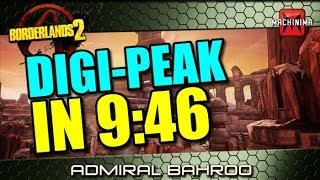 Borderlands 2 Digi-Struct Peak Cleared In 9:46 (Solo