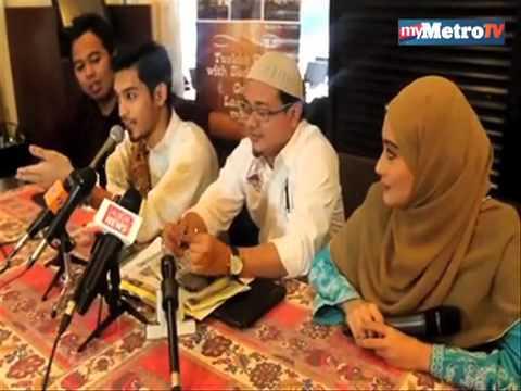 Umum status pernikahan Ariel Zafrel dan Wawa Zainal