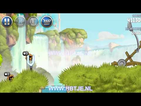 Angry Birds Star Wars 2 Naboo Invasion b1-7 3 stars