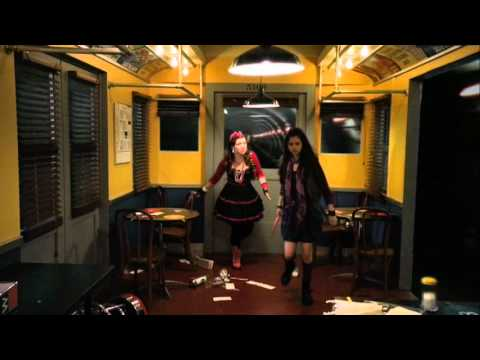 Wizards Of Waverly Place The Movie - Train