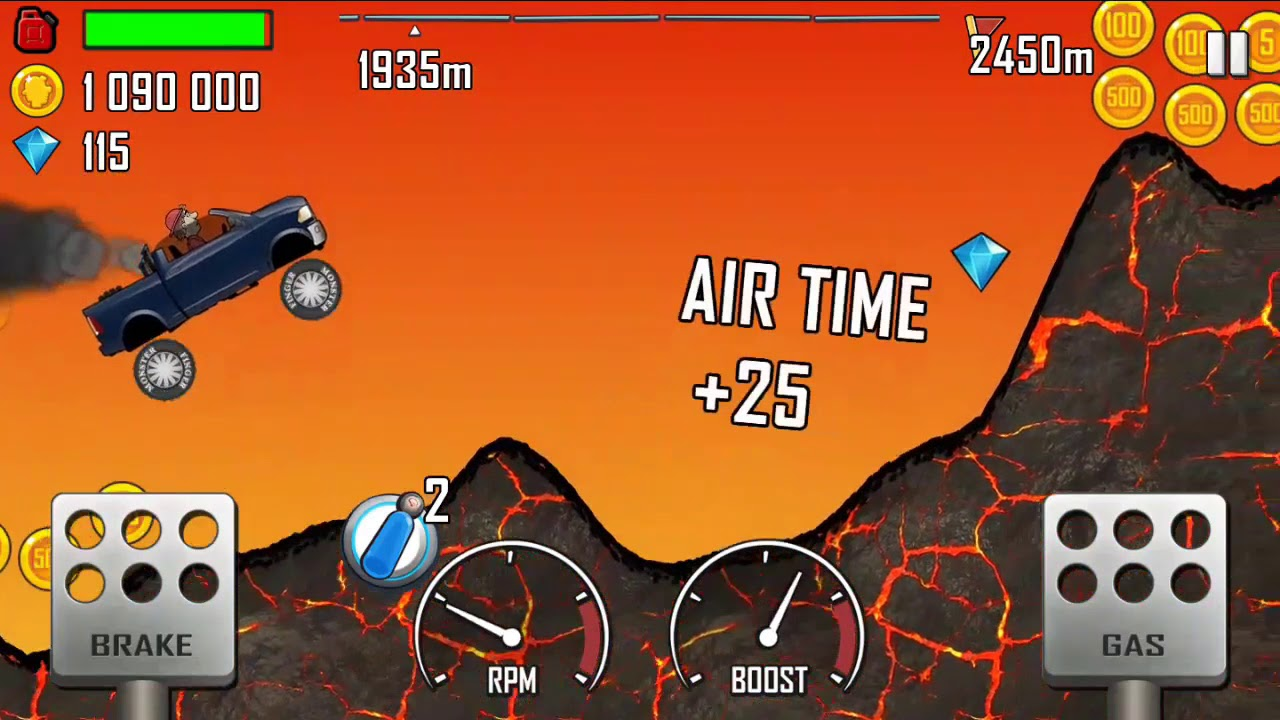 Volcano Super Diesel 4x4 Car Games Online Free Driving Games To