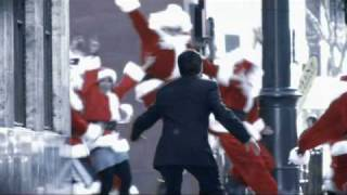 The Santa Swarm: Be Afraid, Very Afraid