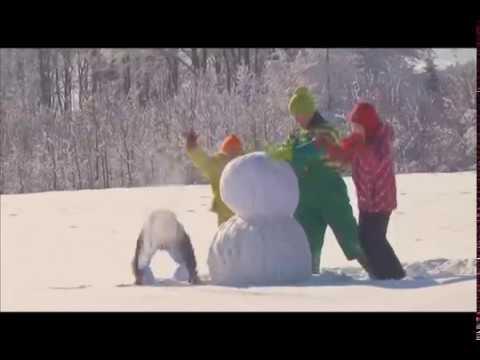 Spievankovo - Postavím si snehuliaka