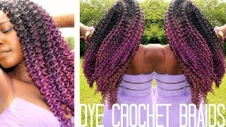Crochet Braids Oakland : How To Ombre Kanekalon Braiding Hair Free Watch and Download Video ...