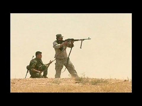 Iraq: Kurdish forces in control of Kirkuk battle Islamist insurgents