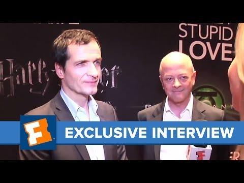 David Heyman and David Barron - CinemaCon 2011 | Celebrity Interviews | FandangoMovies