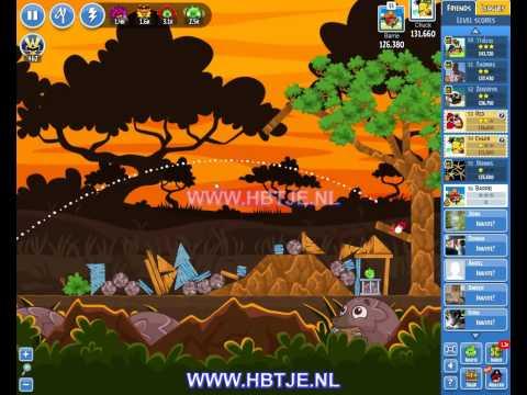 Angry Birds Friends Tournament Level 6 Week 131 (tournament 6) no power-ups